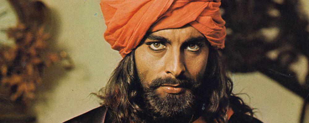 """Kabir Bedi omaggia Sollima e il suo Sandokan: """"È l'eroe nascosto dentro ognuno di noi"""""""