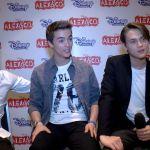 """I protagonisti di Alex & Co.: """"Cantare le nostre canzoni è fantastico"""""""