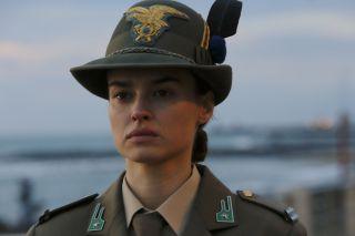 Kasia Smutniak, le foto dal set del film 'Limbo'