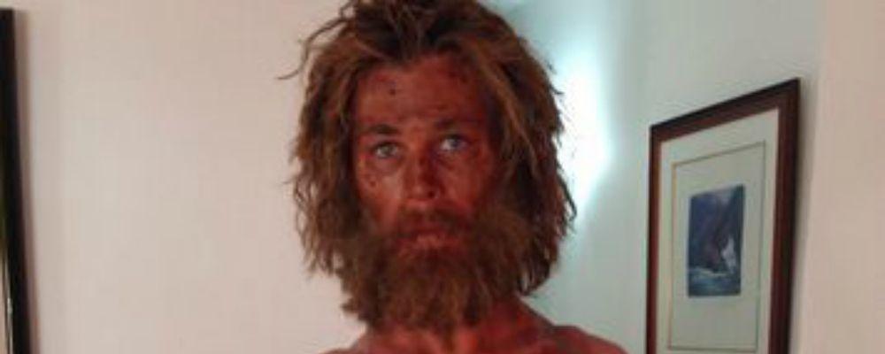 L'incredibile trasformazione di Chris Hemsworth