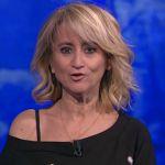 Luciana Littizzetto al telefono a Che tempo che fa dopo l'incidente: 'Non ce la faccio a muovermi'