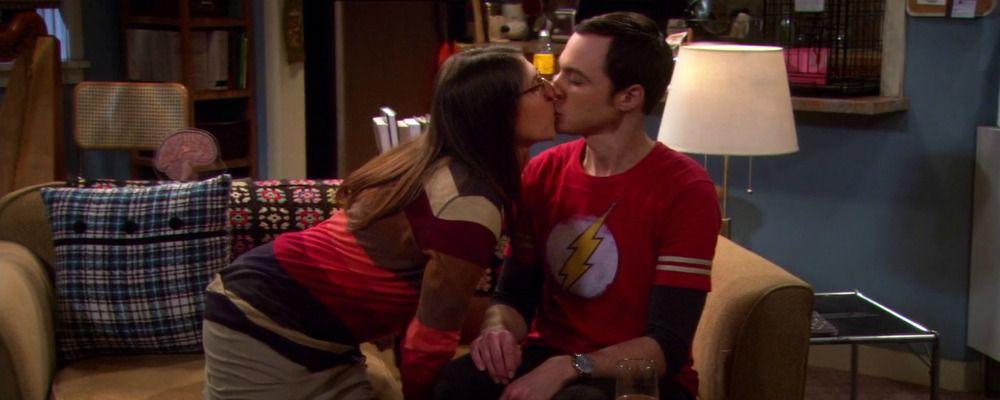 The Big Bang Theory, Sheldon e Amy stanno per... (SPOILER)