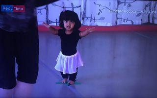 Il nostro piccolo grande amore, la prima lezione di ballo di Zoey