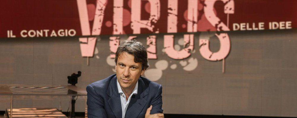 Nicola Porro, il giornalista con il Coronavirus: 'Non riesco a leggere né a vedere la tv'