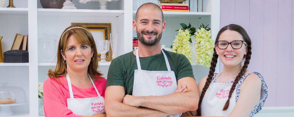 Bake off 3, il gran finale con Benedetta Parodi, Ernst Knam e Clelia d'Onofrio