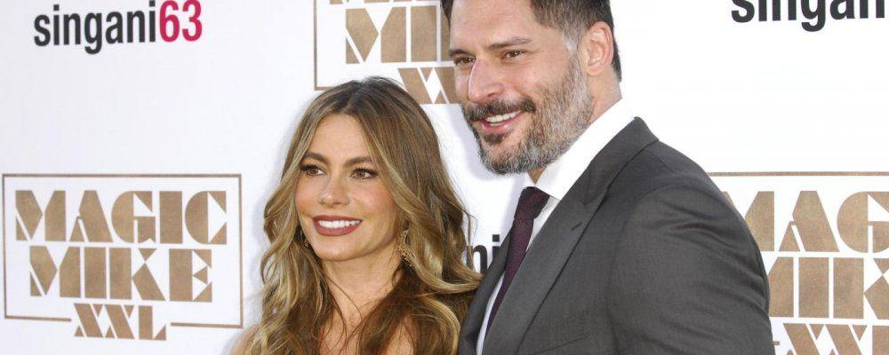 Sofia Vergara e Joe Manganiello, iniziano i festeggiamenti per il matrimonio