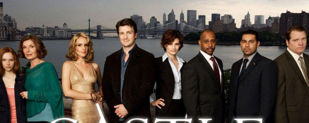 Castle, su FoxeLife+1 tutta la serie con Nathan Fillion e Stana Katic