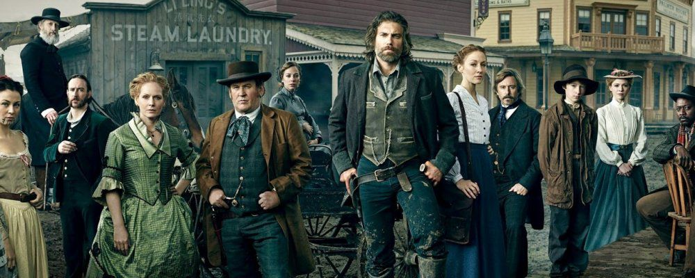 Hell on Wheels, dal 30 novembre in prima tv su Rai Movie la quarta stagione della serie western