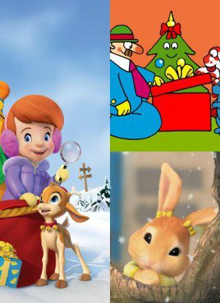 I cartoni delle feste di Natale 2015 per i bambini su Rai Yo Yo