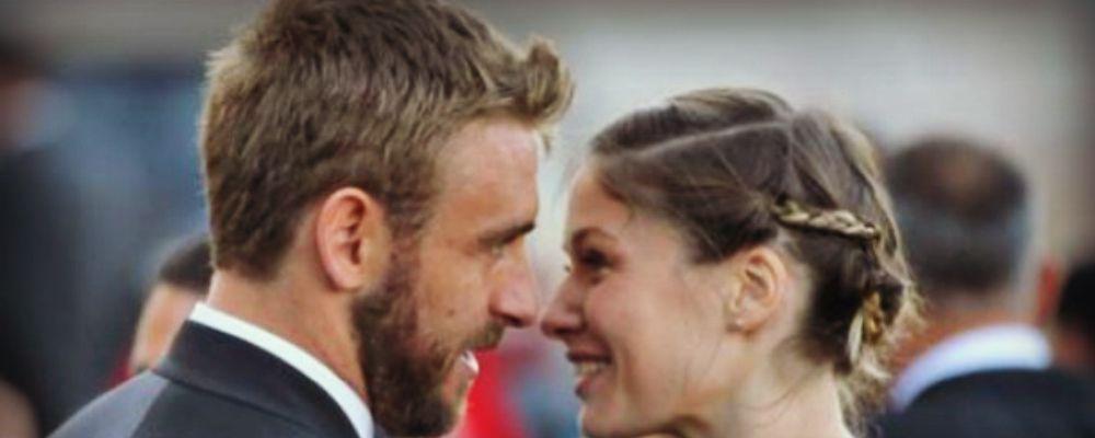 Daniele De Rossi sposa Sarah Felberbaum alle Maldive