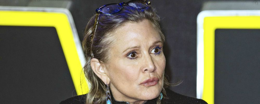 Addio Carrie Fisher, è morta la principessa Leila di Star Wars