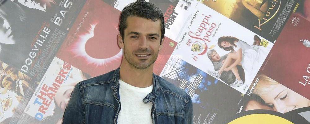 Luca Argentero, ancora baci con Cristina Marino