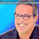 Barbara d'Urso 'salva' Marco Baldini: da gennaio a Domenica Live