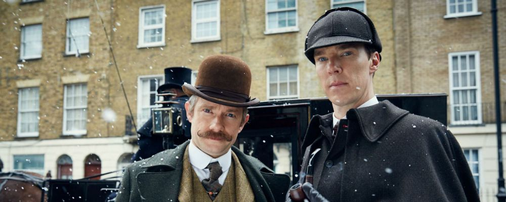 Sherlock e L'abominevole sposa, in prima tv free