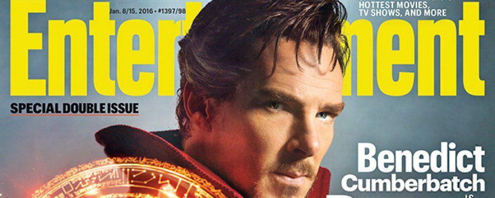 Benedict Cumberbatch, da Sherlock Holmes a Doctor Strange: prime immagini