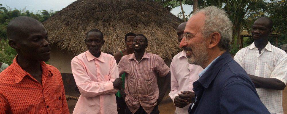 Fischia il  vento, Gad Lerner in Uganda e il film Diamante nero