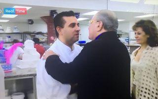 Il boss delle cerimonie incontra il boss delle torte: la sfida della sfogliatella