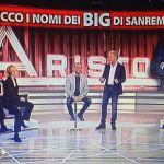 Sanremo 2016, ecco i 20 big che saliranno sul palco dell'Ariston