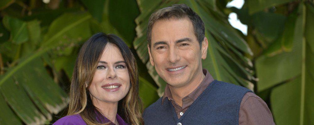 Ascolti tv, vincono Paola Perego e Marco Liorni con Il Dono che fa 2,5 milioni di telespettatori
