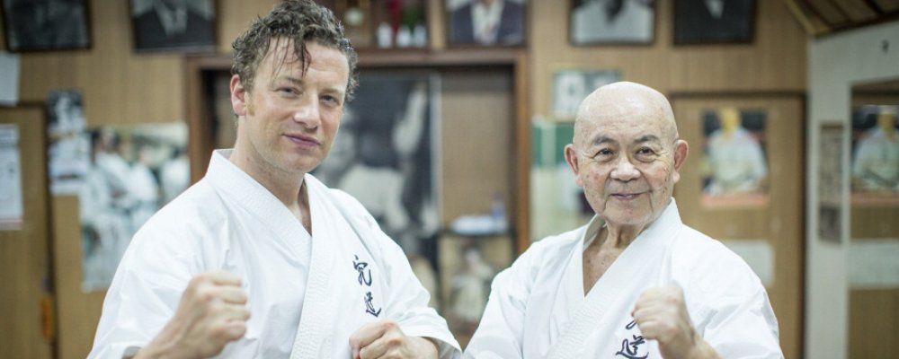 Jamie Oliver super food: i cibi che allungano la vita con lo chef inglese