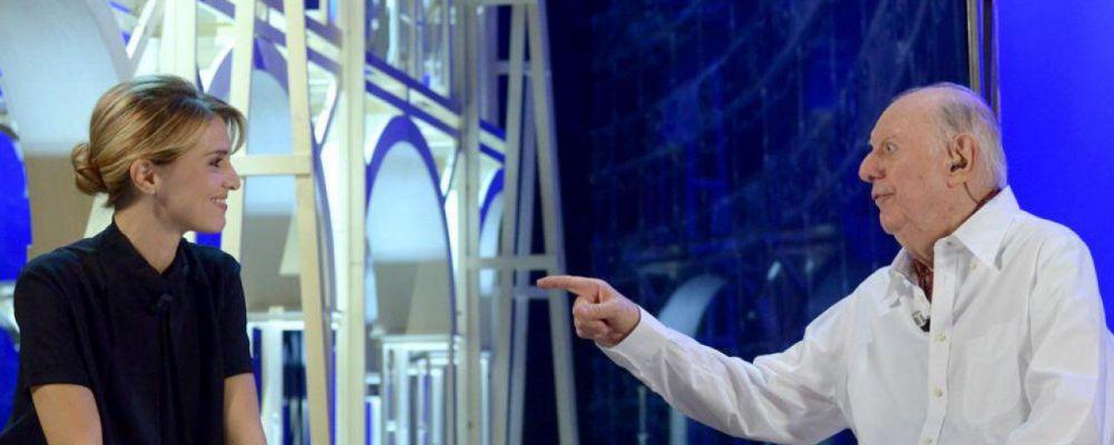 """Callas, Paola Cortellesi e Dario Fo insieme sul palco per la prima volta: """"è stato subito amore"""""""