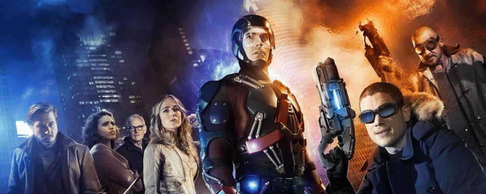 Legends of Tomorrow: a spasso nel tempo con lo spin-off di Arrow e The Flash, presto su Italia1