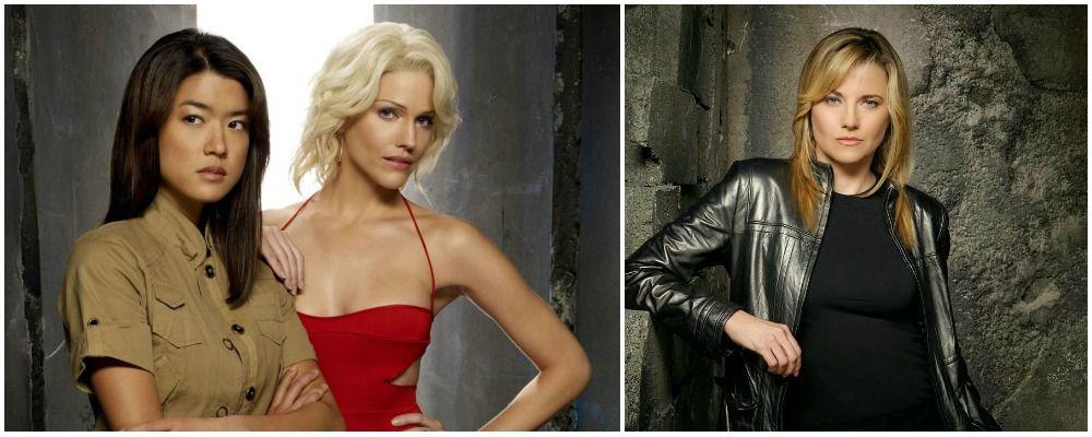 Battlestar Galactica, ritornano i cylon più sexy della tv: tu quale preferisci?