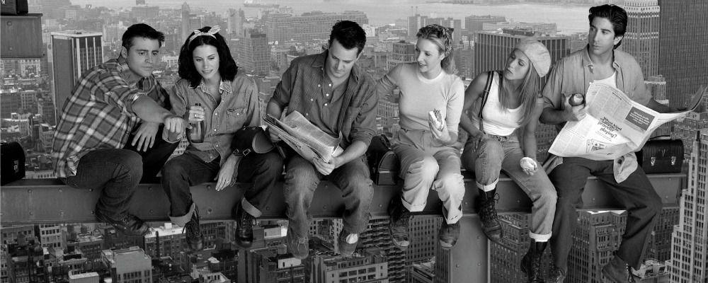 Vent'anni di Friends, 10 stagioni in 10 giorni