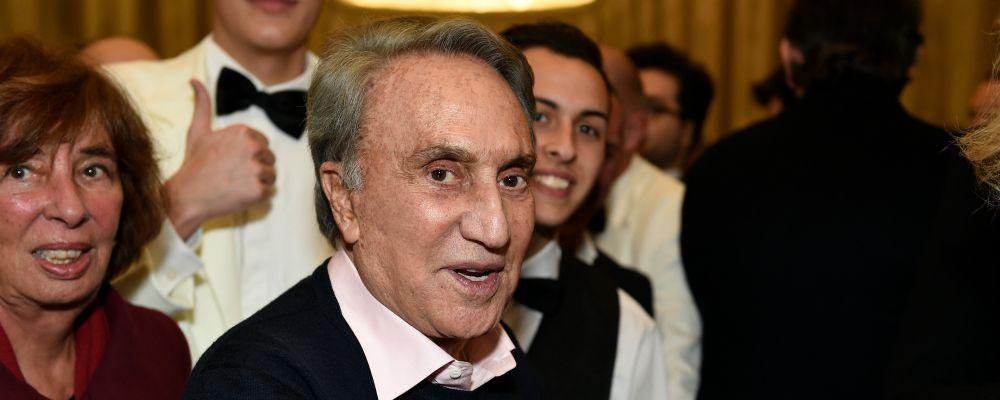 Emilio Fede, l'ex direttore rinviato a giudizio per bancarotta