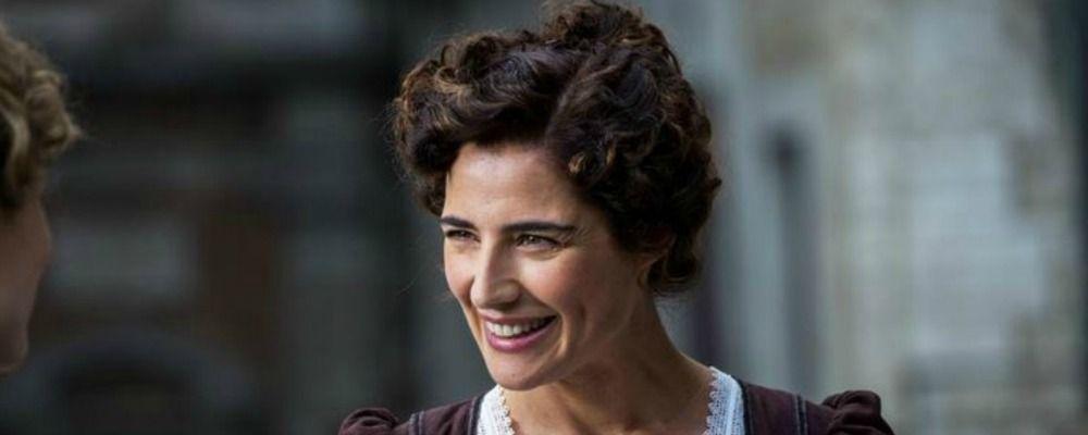 Luisa Spagnoli, una grande donna tra 'Baci' e moda: trama e cast del film tv con Luisa Ranieri