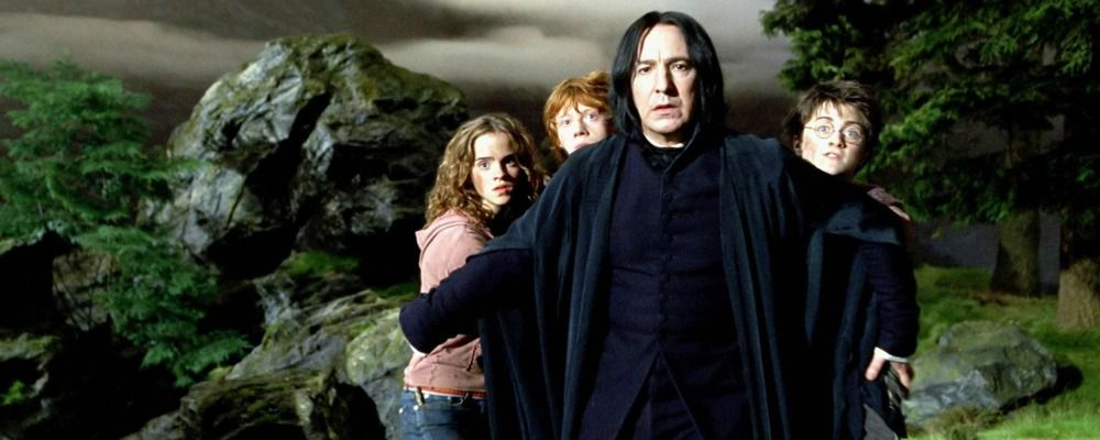 Alan Rickman: Daniel Radcliffe e Emma Watson ricordano il professor Piton