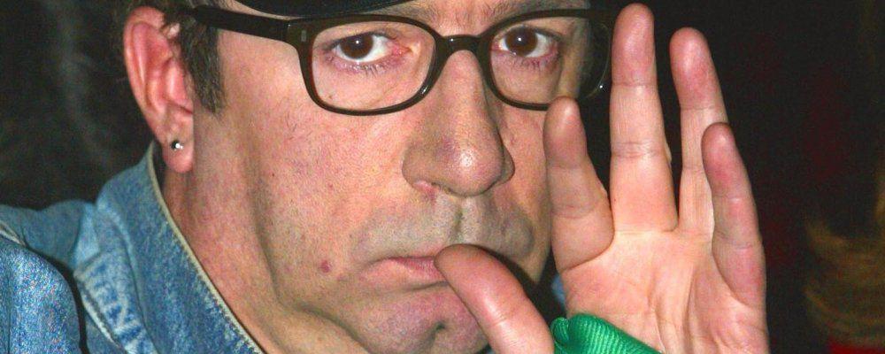 Francesco Nuti, picchiato e maltrattato dal badante