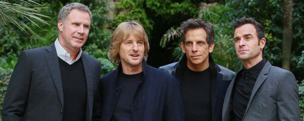 Zoolander 2, Ben Stiller e Owen Wilson a Roma per l'anteprima del film