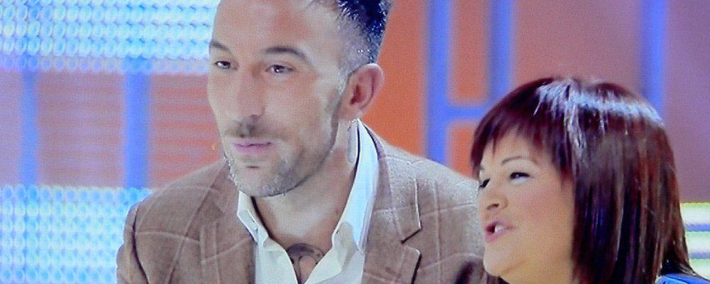Simone Coccia futuro marito di Stefania Pezzopane in The Lady di Lory Del Santo