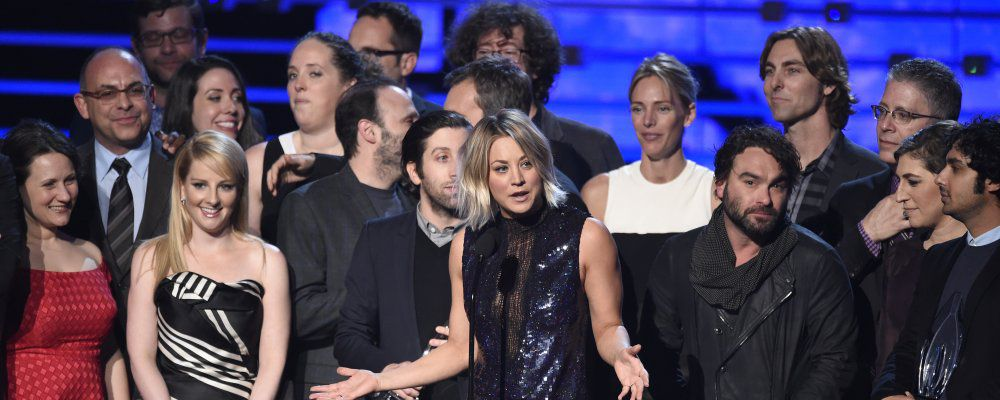 People Choice Awards, il pubblico sceglie The Big Bang Theory e Grey's Anatomy