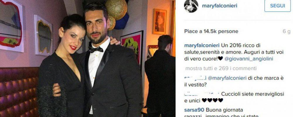Grande Fratello 14, Mary Falconieri si tiene in forma per Giovanni Angiolini
