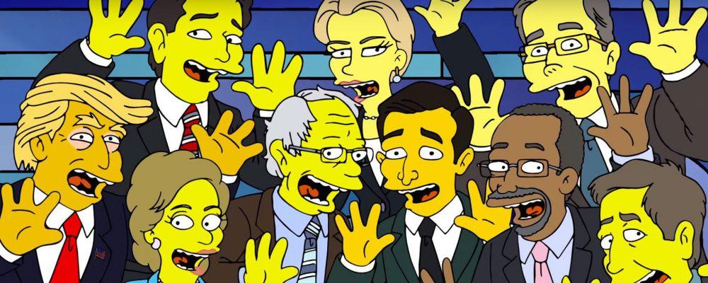 I Simpson e la campagna presidenziale 2016, Vinyl rinnovata dopo il primo episodio