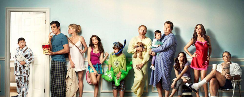 Modern Family Day, la famiglia di Fox torna con la settima stagione