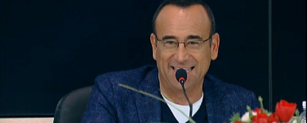 Carlo Conti, il boom del festival: 6 milioni di guadagno. Appuntamento al 2017