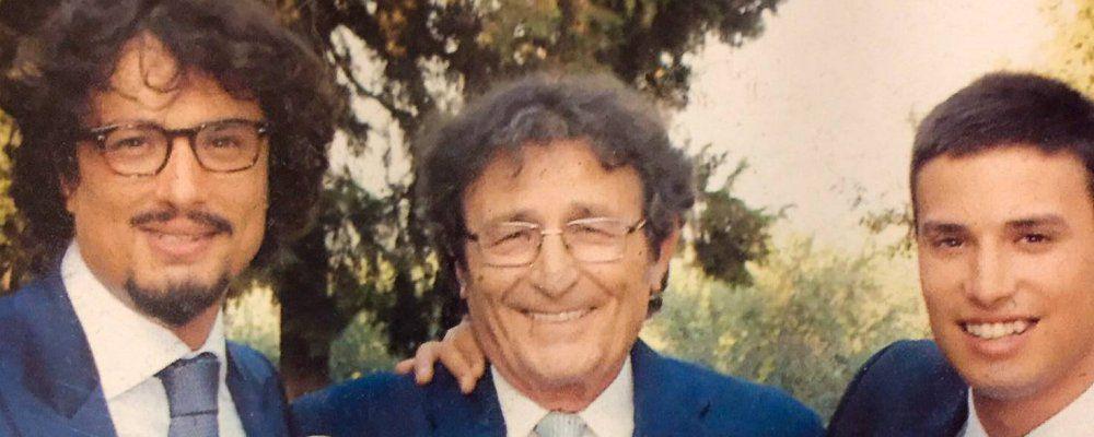 Lutto per Alessandro Borghese: è morto il padre Luigi