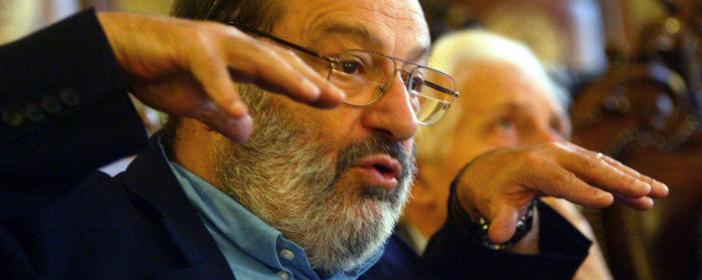 Addio Umberto Eco, ecco come lo ricorda la tv