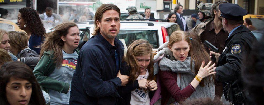 World War Z: trama, cast e curiosità del film di zombi con Brad Pitt