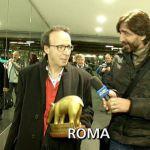 Striscia la notizia, Tapiro d'oro a Roberto Benigni criticato da Dario Fo