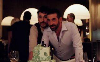 Scialpi e Roberto Blasi, le immagini delle nozze