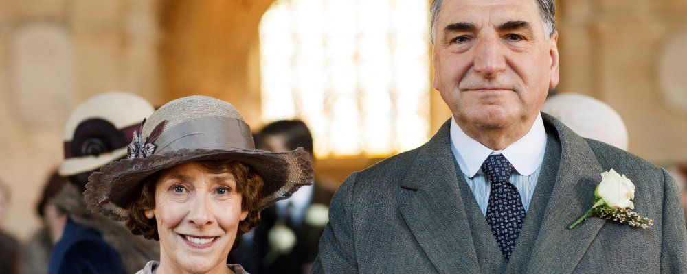 Downton Abbey, Mr. Carson e Mrs Hughes vi invitano al loro matrimonio