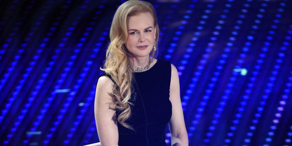 Mazzi Di Fiori Sanremo 2016.Sanremo 2016 Nicole Kidman Ovunque Vada Trovero Sempre Un Mazzo