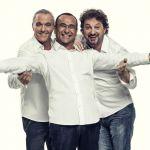 Panariello, Conti e Pieraccioni: lo show da tutto esaurito torna in tv