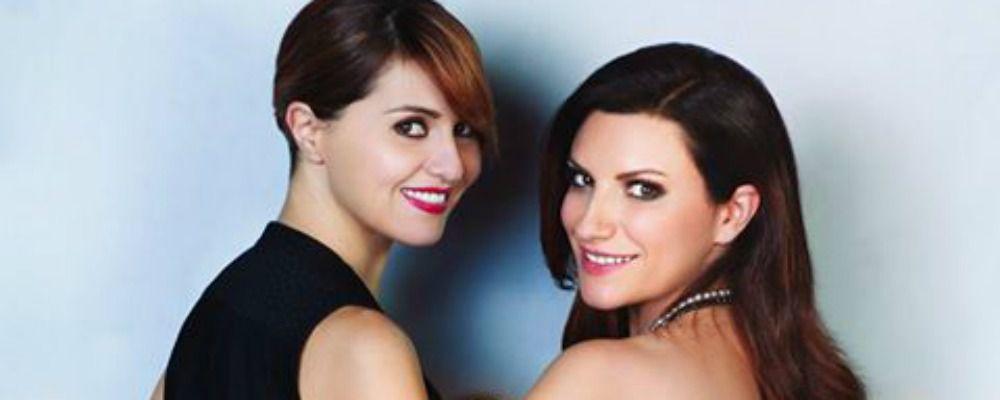Laura Pausini e Paola Cortellesi su Rai1: il promo dello show è pieno di figuracce