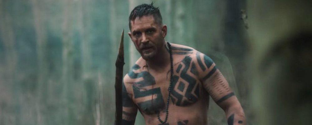 Tom Hardy, la super star di Hollywood che ama le serie tv da Legend a Taboo