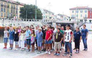 Junior MasterChef Italia, le foto della terza edizione con Alessandro Borghese, Bruno Barbieri e new entry Gennaro Esposito